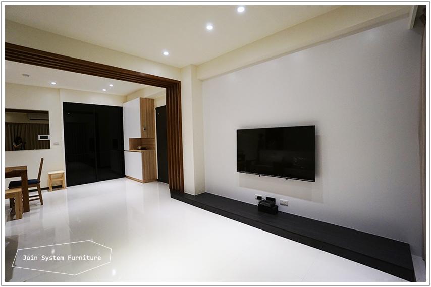 築宜系統傢俱║系統家具│新竹北區周宅_1