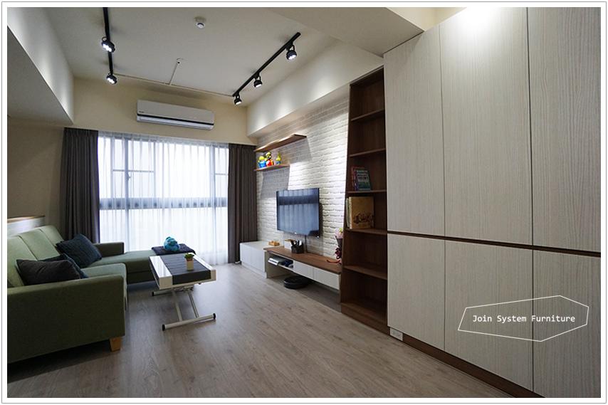 築宜系統傢俱║系統家具│新竹竹東彭宅_3