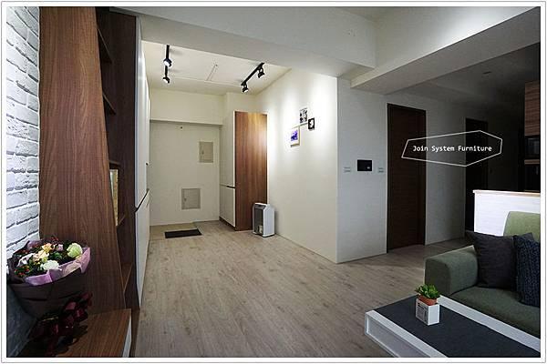 築宜系統傢俱║系統家具│新竹竹東彭宅_2
