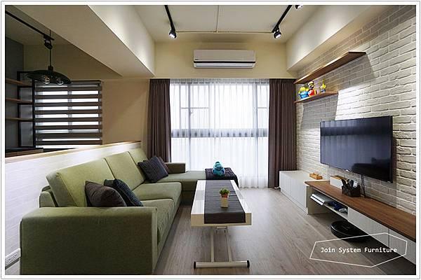 築宜系統傢俱║系統家具│新竹竹東彭宅_7.1