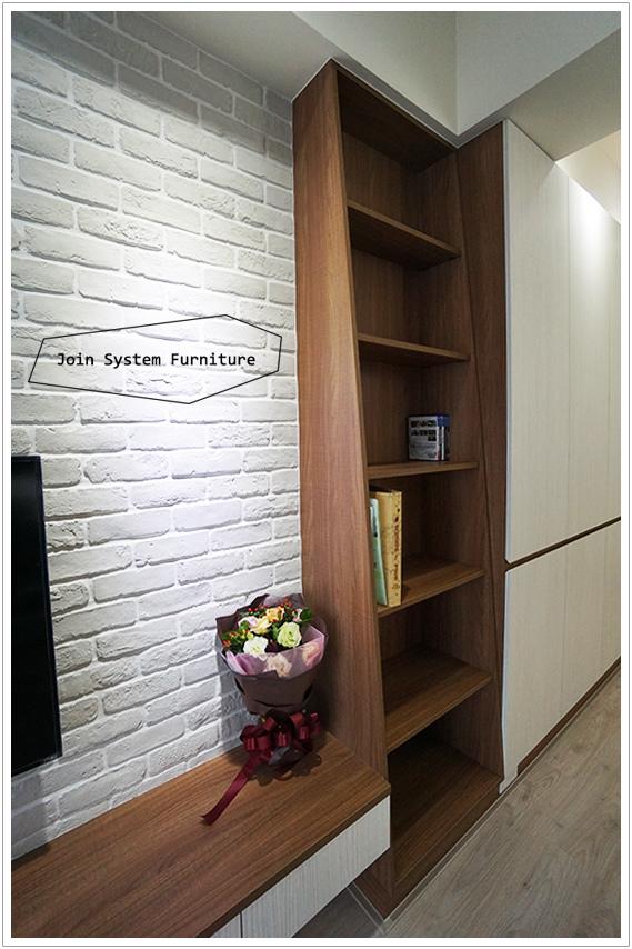 築宜系統傢俱║系統家具│新竹竹東彭宅_7.2