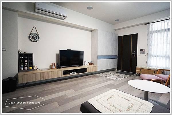 築宜系統傢俱║系統家具│新竹湖口陳宅_3