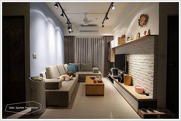 築宜系統傢俱║系統家具│新竹竹北林宅_11