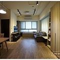 築宜系統傢俱║系統家具│新竹東區張宅_1