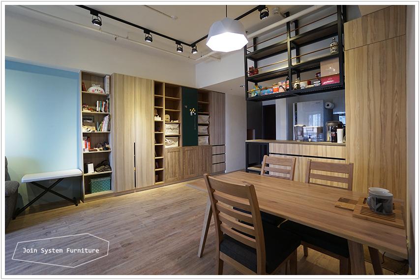 築宜系統傢俱║系統家具│新竹東區張宅_3