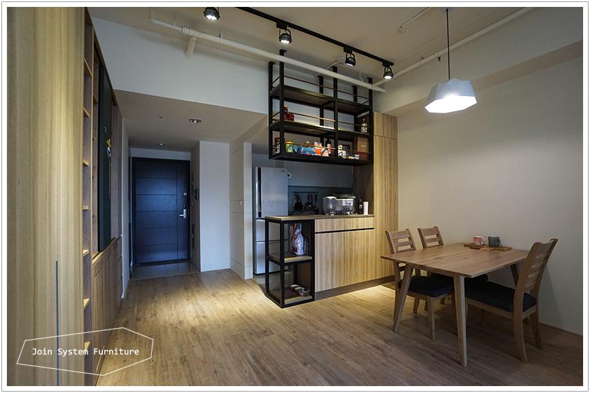 築宜系統傢俱║系統家具│新竹東區張宅_4