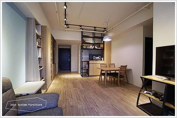 築宜系統傢俱║系統家具│新竹東區張宅_8