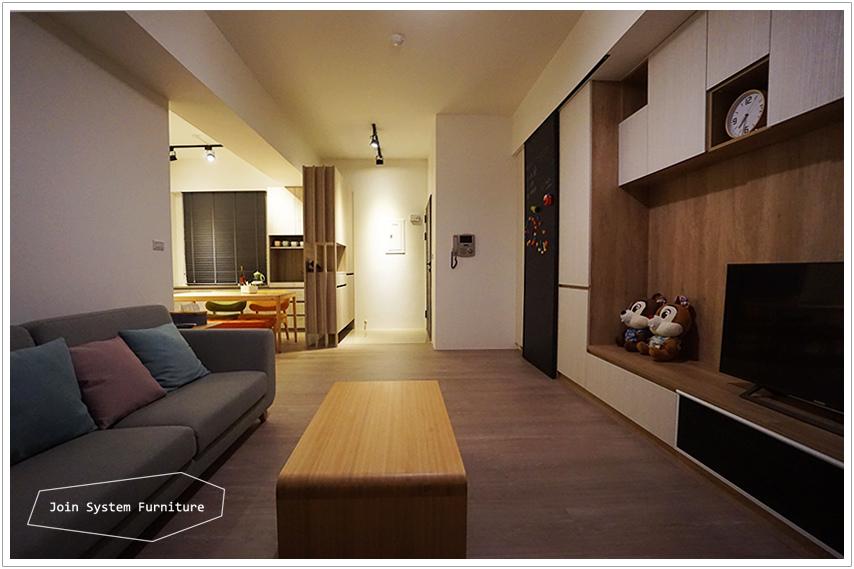 築宜系統傢俱║系統家具│新竹北區陳宅_8