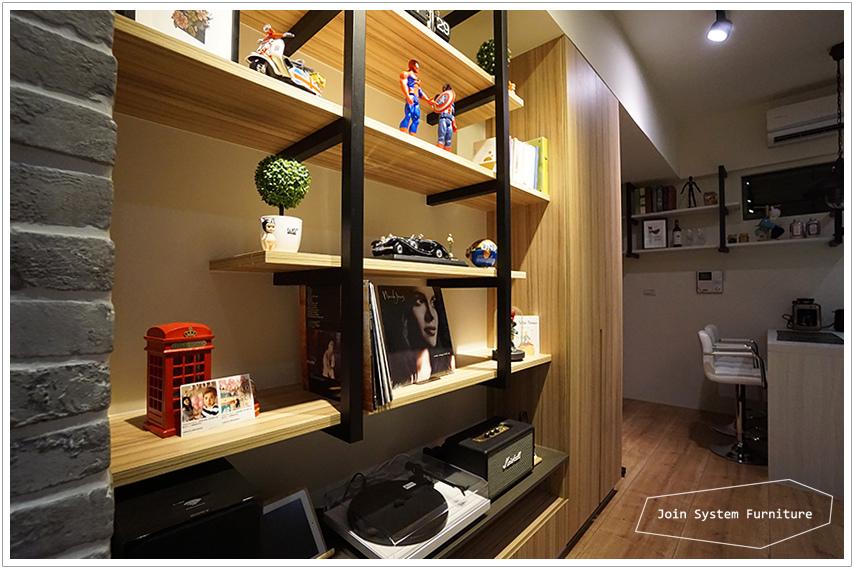 築宜系統傢俱║系統家具│新竹新埔吳宅_14