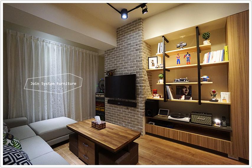 築宜系統傢俱║系統家具│新竹新埔吳宅_17