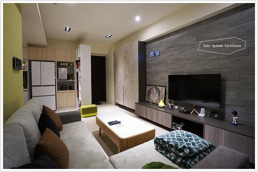 築宜系統傢俱║系統家具│新竹竹北陳宅_8