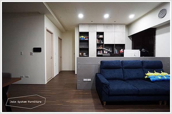 築宜系統傢俱║系統家具│新竹竹北葉宅_5