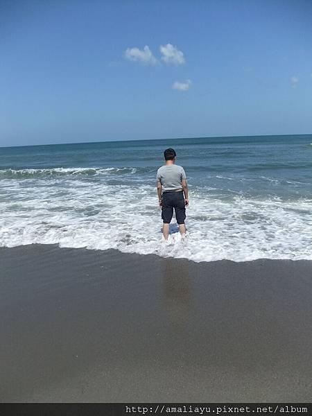 這裡是太平洋~