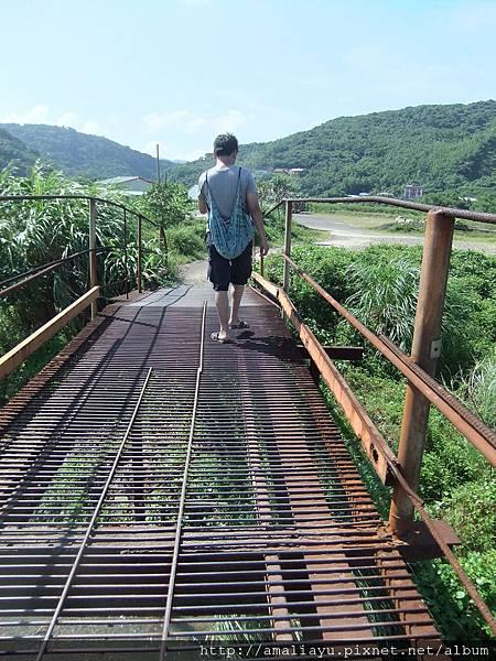 可怕的鋼條橋
