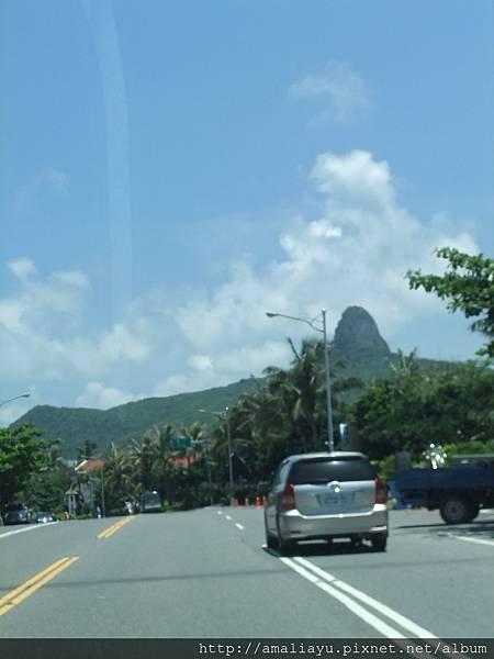 再見大尖山。