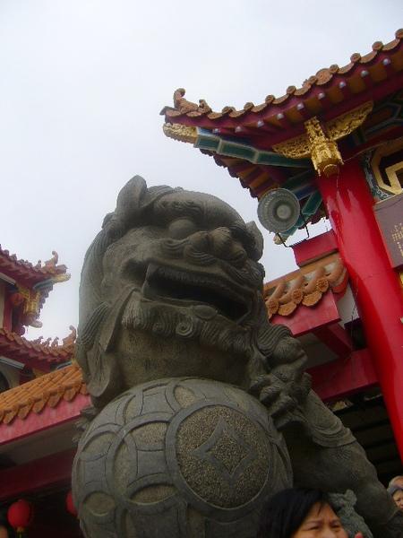 甲仙龍鳳寺(虎邊)