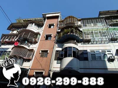 台北市中山區 龍江路394巷29號5樓