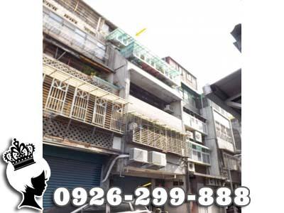 台北市大同區 民權西路245巷43號【捷運大橋頭站◆1+5】