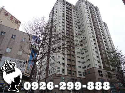 新北市板橋區 莊敬路36號6樓【昇陽天廈◆捷運江子翠】
