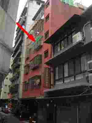台北市萬華區中華路1段76巷25號4樓【福星國小美寓】