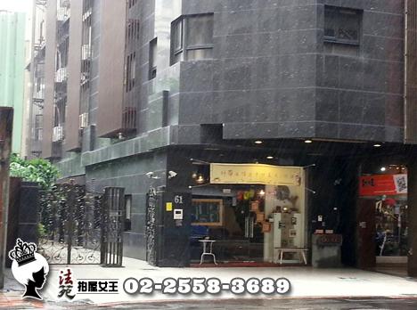 萬華區 長沙街2段6V號【上冠金點】金店面附地下室︱雙車位︱近捷運西門站︱投資自用皆宜