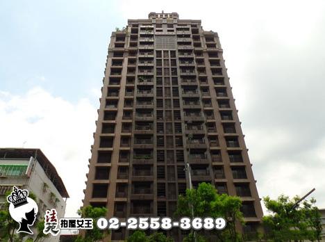 新店區 中興路3段23V號11樓【中興馥】景觀雙車位︱捷運大坪林站