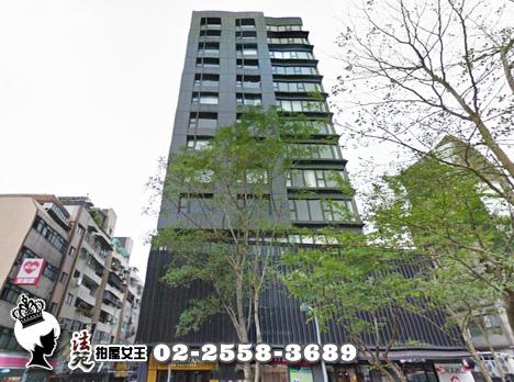 大安區 光復南路290巷2V號9樓【國硯】國館豪邸