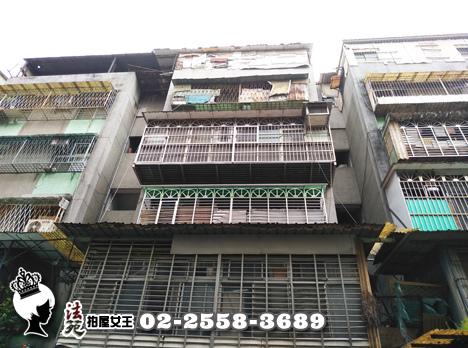 萬華區 萬大路187巷3弄3V號4樓【捷運萬大線美居】