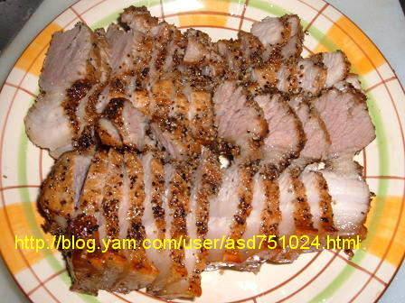 黑胡椒豬肉