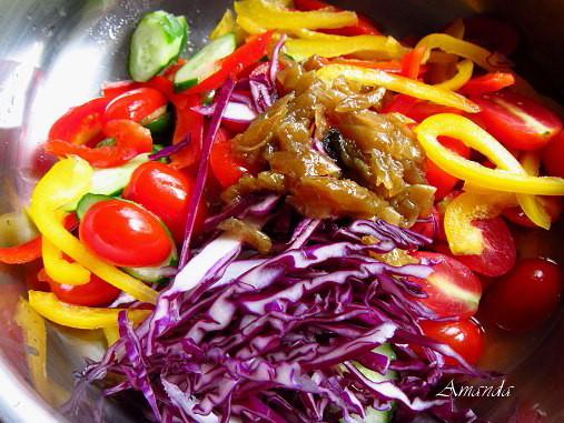 紫蘇梅蔬果沙拉-食材.jpg