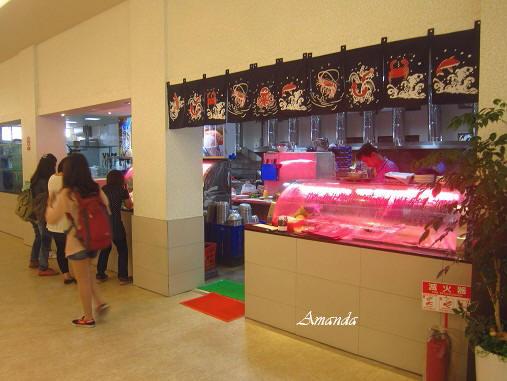 紅蟳餐廳-開放式廚房.JPG