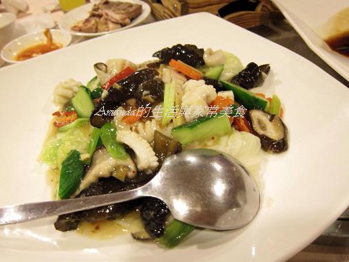 金門餐廳-碧綠炒雙脆