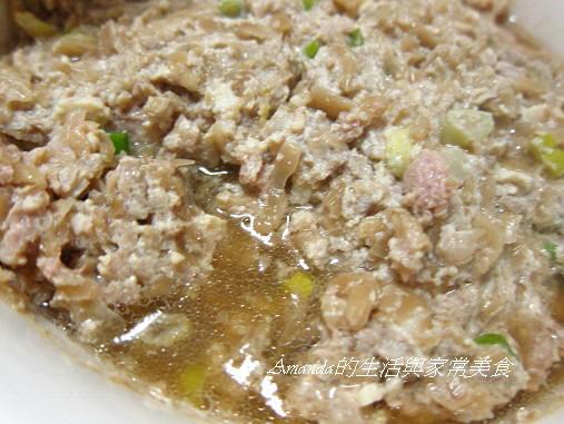 菜乾蒸肉-湯汁多