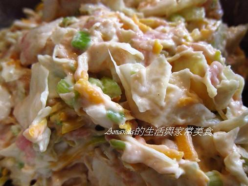 蔬菜煎餅-麵糊