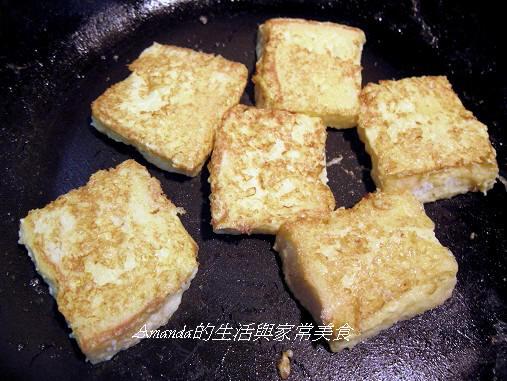 吐司椰漿餅 -煎(1)