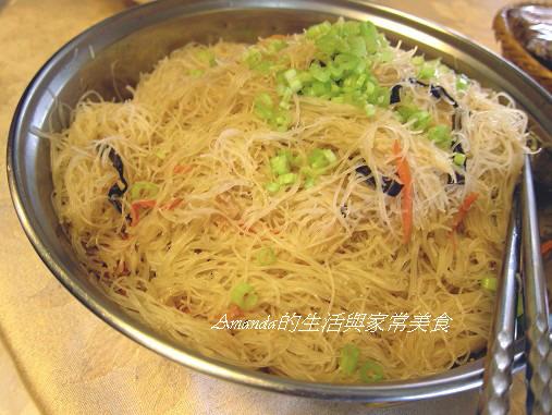 一佳村青草園-炒米粉
