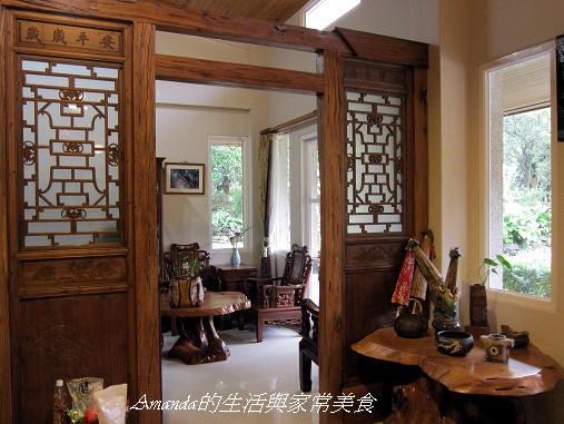 東風有機農場-民宿大廳 (2)