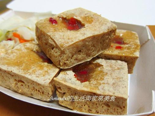 新店-台中婆婆臭豆腐