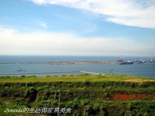 台北商港-人工港