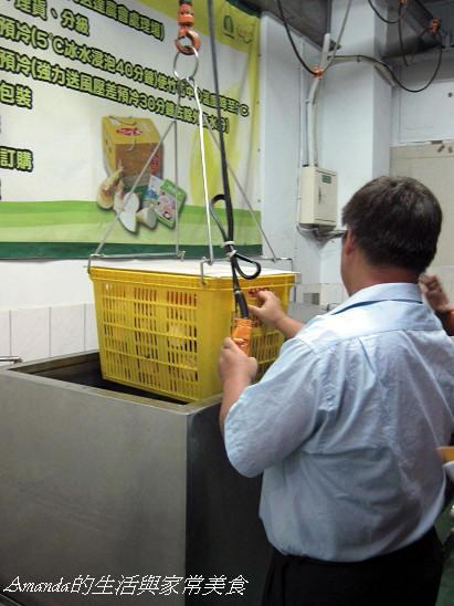 綠竹筍準備下水