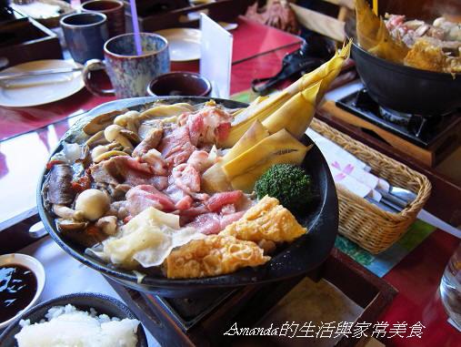桃樂絲-竹筍養身鍋