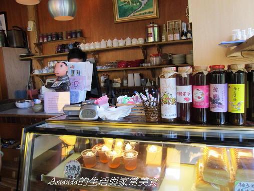 桃樂絲-櫃檯販售小點即果茶