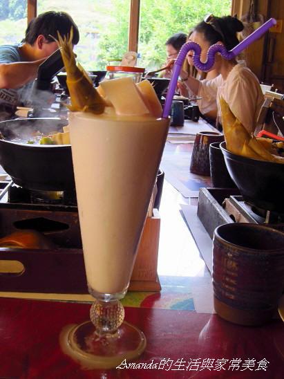 桃樂絲-竹筍冰沙 (1)