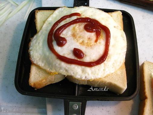 烤三明治1--三明治機