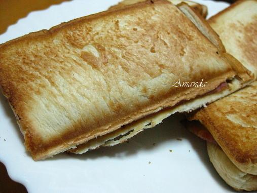 三明治切面-三明治機