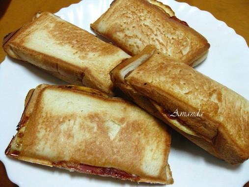 烤三明治4-三明治機
