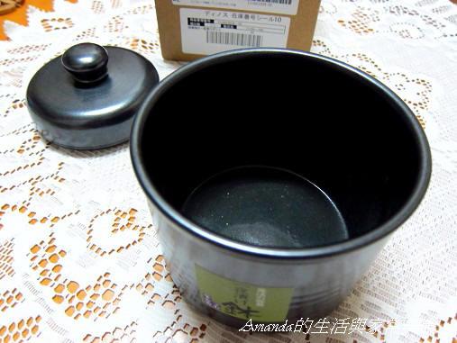 信樂燒- 陶器健康醃漬罐 (2)