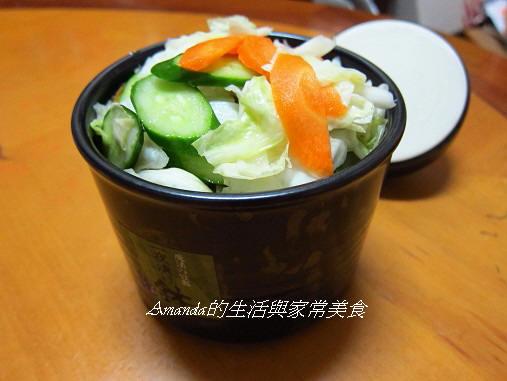 信樂燒- 陶器健康醃漬罐 -擺放蔬菜
