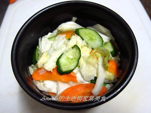 信樂燒- 陶器健康醃漬罐 -鹽漬後