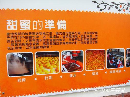 橘之鄉 -蜜餞製法